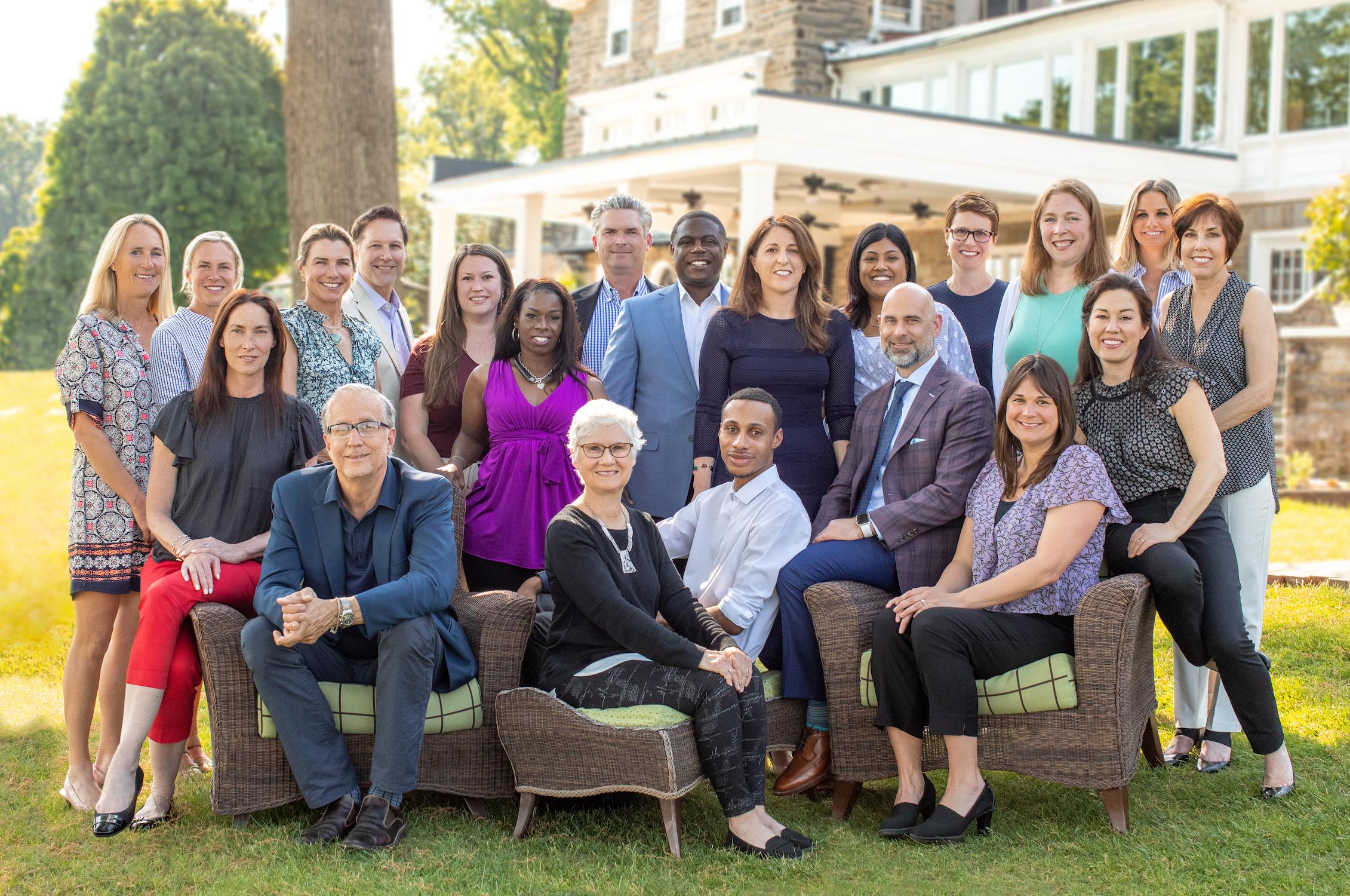 Team lead staff photo